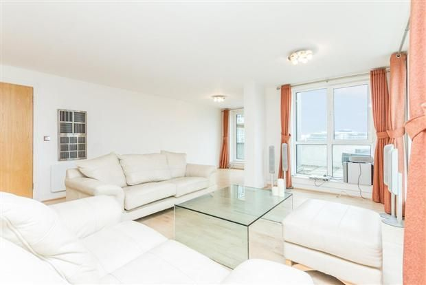 Thumbnail 3 bed flat to rent in York Road, London