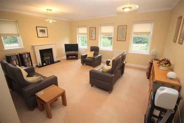 Thumbnail Flat for sale in Harbourside, Inverkip Greenock, Renfrewshire