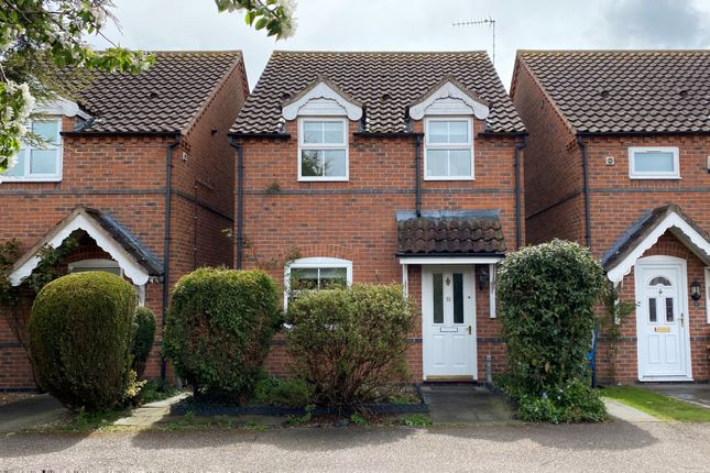 2 bed detached house for sale in Dairy Lane, Hose, Melton Mowbray LE14
