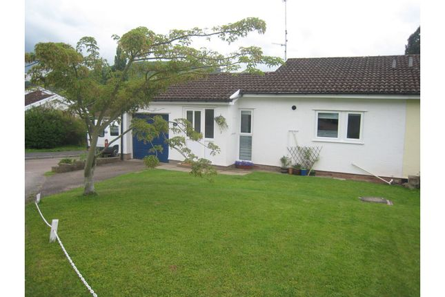 Thumbnail Bungalow for sale in Claypatch Road, Monmouth
