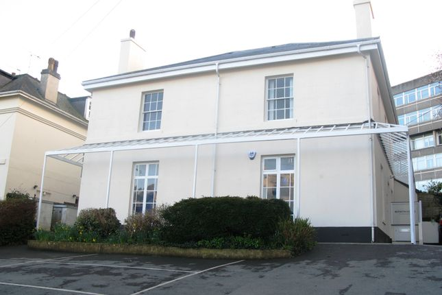 Office to let in 70-72 Abbey Road, Torquay