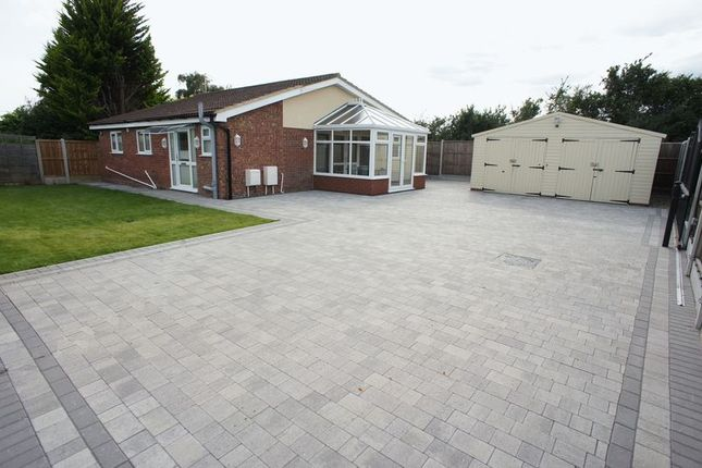 Thumbnail Detached bungalow for sale in Lawrence Road, Basildon