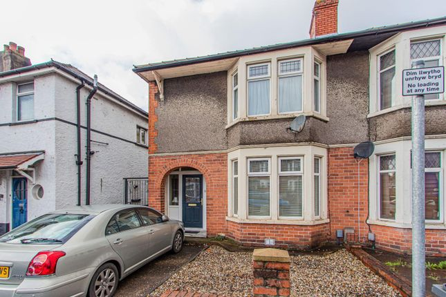 Thumbnail Property for sale in Caerphilly Road, Heath, Cardiff