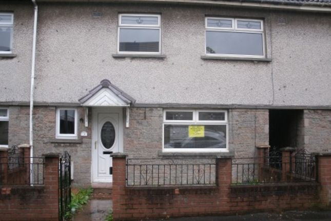 Thumbnail Terraced house to rent in Cairnhope Avenue, Airdrie