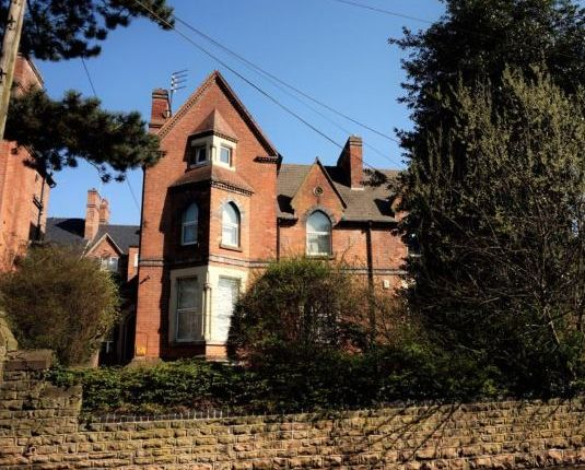 Thumbnail Flat to rent in All Saints Street, The Arboretum, Nottingham