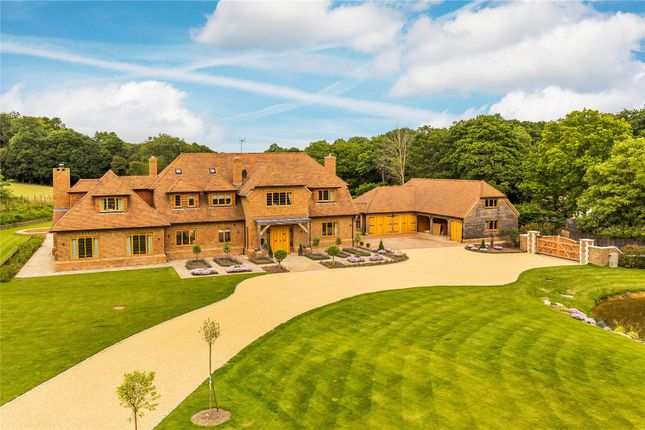 Thumbnail Detached house for sale in Loxwood Road, Plaistow, West Sussex