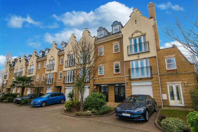 Thumbnail Property to rent in Barker Close, Kew, Richmond