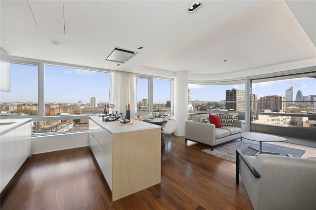 Thumbnail Property to rent in Canaletto, City Road, London