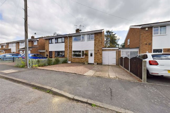 Thumbnail Semi-detached house for sale in Jacomb Close, Lower Broadheath, Worcester