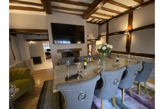 Dining Room of Grimesgate, Diseworth, Derby DE74