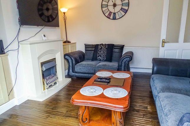 Thumbnail Flat to rent in Dene Crescent, Wallsend