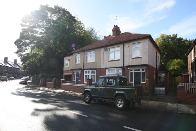 Thumbnail Property to rent in Rosebery Crescent, Jesmond Vale, Newcastle Upon Tyne