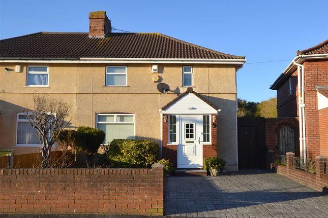 Semi-detached house in  Wrington Crescent  Bedminster Down  Bristol B Bristol