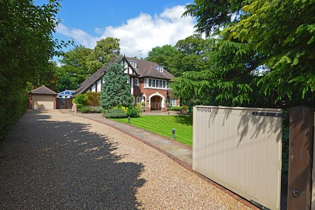 Thumbnail Detached house for sale in Crown Close, London