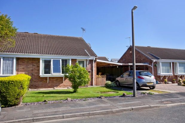 Thumbnail Property to rent in Hastings Close, York