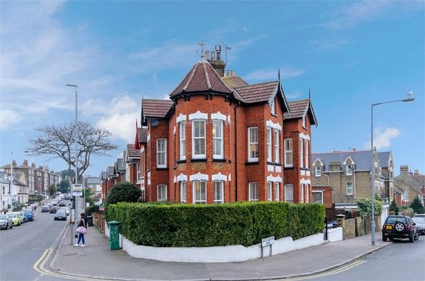 Thumbnail Semi-detached house for sale in South Eastern Road, Ramsgate