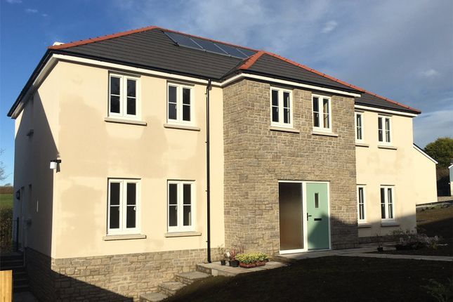 Thumbnail Detached house for sale in Florence (Plot 5), Green Meadows Park, Narberth Road, Tenby