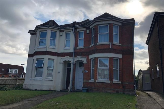 Thumbnail Semi-detached house for sale in Burgess Road, Swaythling, Southampton