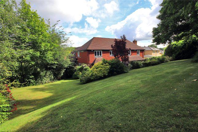 Rear From Garden of Richmond Place, Tunbridge Wells, Kent TN2