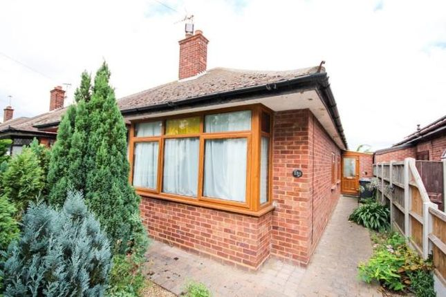 Thumbnail Semi-detached bungalow to rent in Western Road, Gorleston, Great Yarmouth