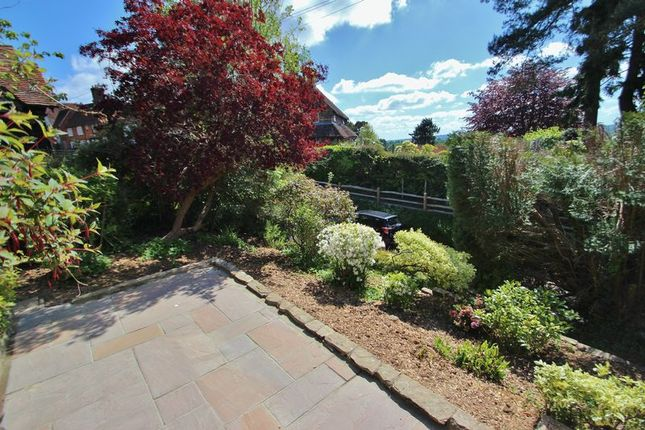 Detached bungalow for sale in West Street, Mayfield