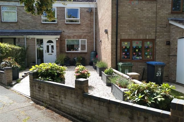 Terraced house for sale in Rosebery Way, Tring, Hertfordshire