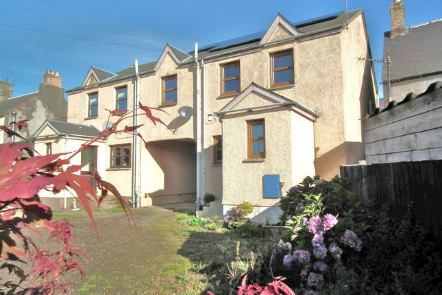 Thumbnail Semi-detached house for sale in East High Street, Greenlaw