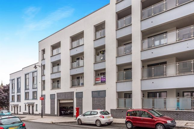 Thumbnail Flat for sale in Ker Street, Millbay, Plymouth