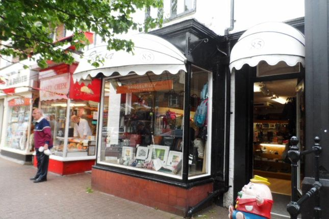 Thumbnail Retail premises for sale in Clifton Street, Lytham St Annes