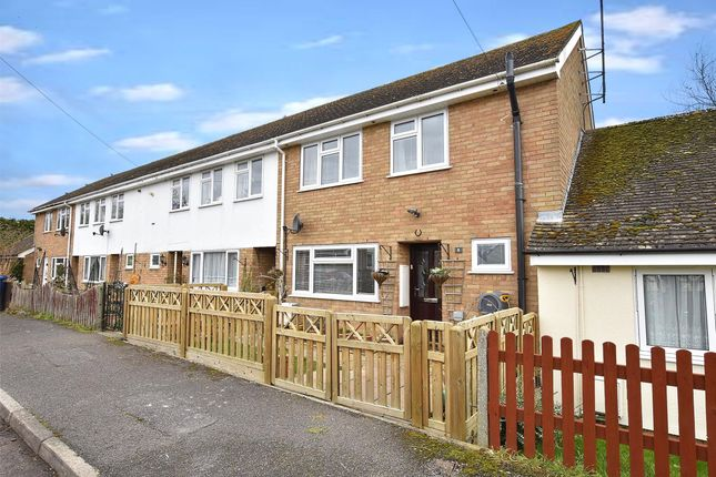 3 bed terraced house for sale in Brookside, Alderton, Tewkesbury, Gloucestershire GL20