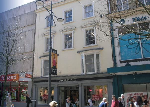 Retail premises to let in 164 Commercial Street, Newport, Newport