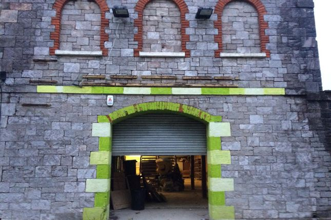 Thumbnail Warehouse to let in Rendle Street, Plymouth