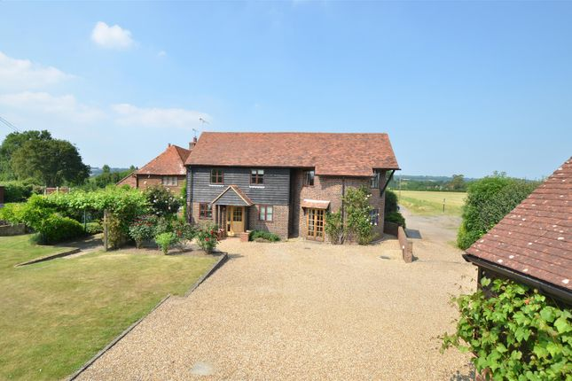 Thumbnail Detached house for sale in Hunton, Nr Maidstone, Kent