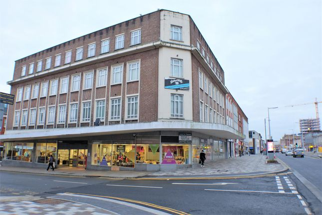 Thumbnail Studio for sale in The Kingsway, Swansea