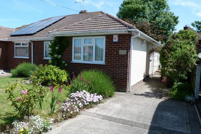 Thumbnail Bungalow for sale in Wilkes Road, Broadstairs