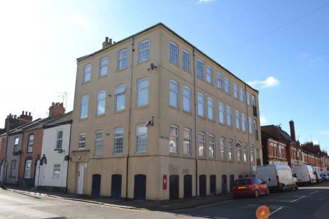 Thumbnail 2 bed flat for sale in Shakespeare Road, The Mounts, Northampton