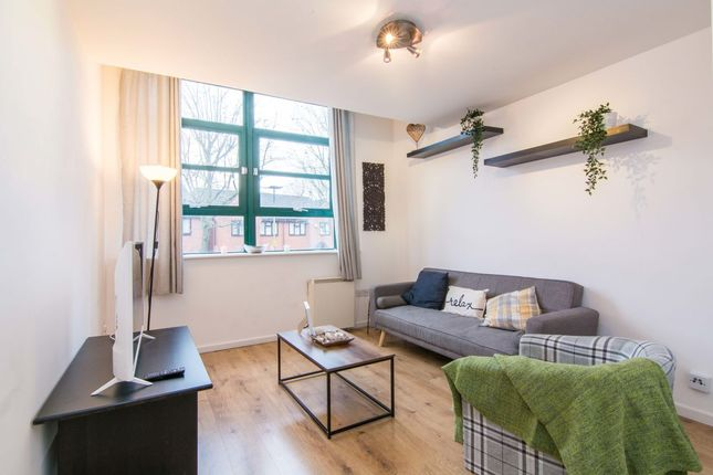Thumbnail Flat to rent in Goodman Street, Birmingham
