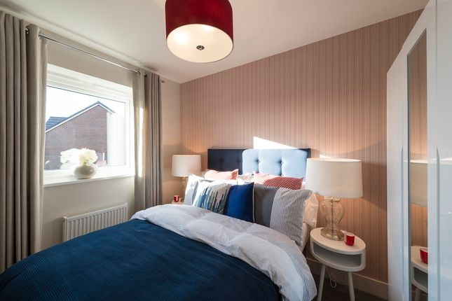 Thumbnail Semi-detached house for sale in Plot 130 The Houghton Egstow Park, Off Derby Road, Clay Cross, Chesterfield