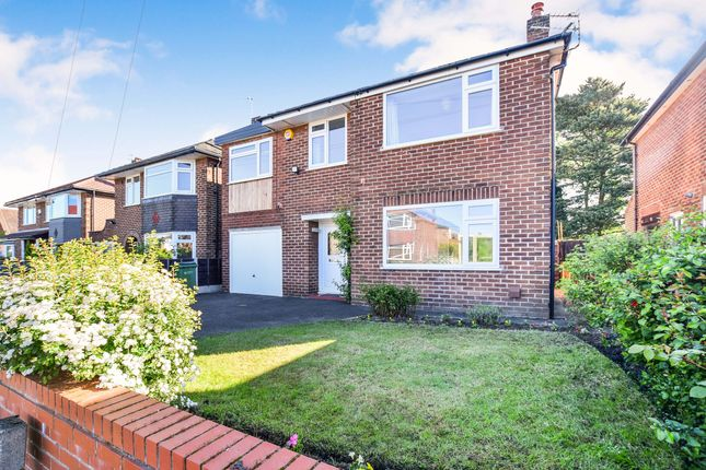 Thumbnail Detached house for sale in Vicarage Avenue, Cheadle Hulme, Cheadle