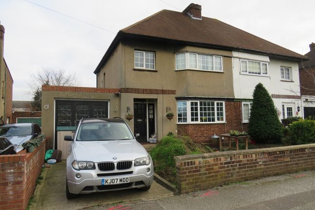 Thumbnail Semi-detached house for sale in The Avenue, Biggleswade