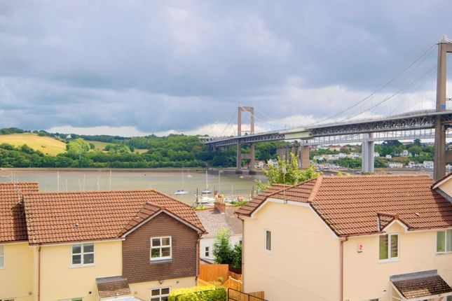 Thumbnail Town house for sale in Biscombe Gardens, Saltash