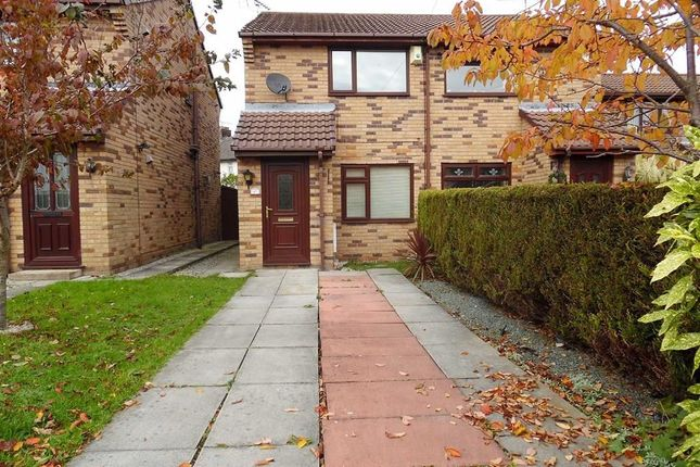 Thumbnail Semi-detached house to rent in Bryn Mawr, Buckley, Flintshire