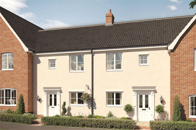 3 bed terraced house for sale in Lark Grove, Somersham, Ipswich IP8