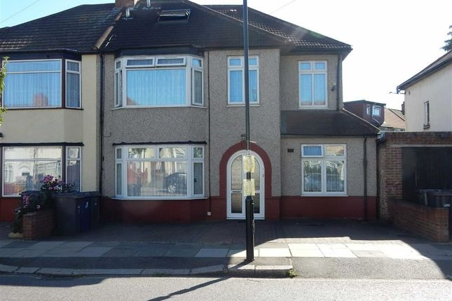 Thumbnail Semi-detached house for sale in Brent Road, Southall, Middlesex