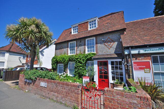 Thumbnail Semi-detached house for sale in Gardner Street, Herstmonceux, Hailsham