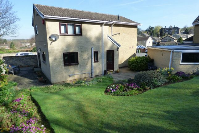 Thumbnail Detached house for sale in Stocks Bank Drive, Mirfield