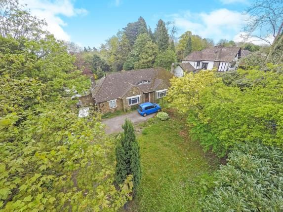 Thumbnail Bungalow for sale in Chipstead, Coulsdon, Surrey