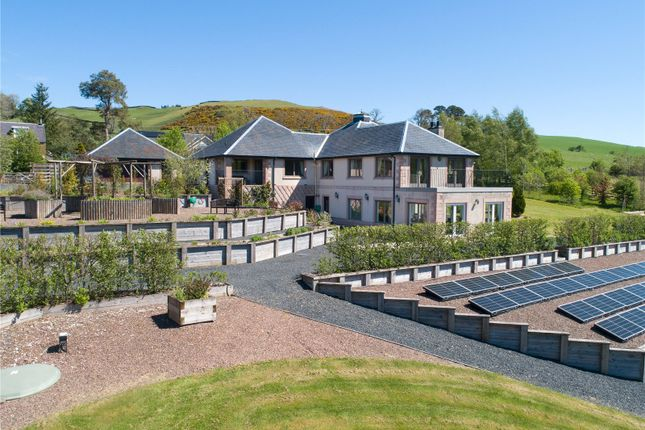 Thumbnail Detached house for sale in Borthside, Hawick, Roxburghshire