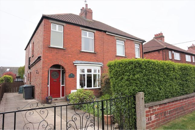 Thumbnail Semi-detached house for sale in Addison Road, Middlesbrough