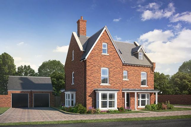 "Thumbnail Detached house for sale in ""The Ledbury"" at Park Road, Hagley, Stourbridge"